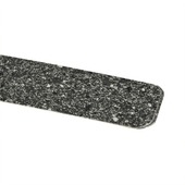 Afwerkstrook voor werkbladen 7919tc grijs 2 stuks