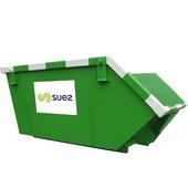 Suez Kluscontainer voor bouwafval ca. 4m³