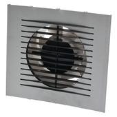 Inbouw ventilator 100 Design Alu Standaard