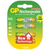 GP potloodcel batterij AAA oplaadbaar (4 stuks)