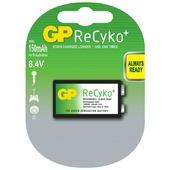 GP oplaadbare batterij recyko blok 155