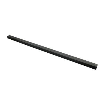 Dorpel hardsteen 4x3 cm, lengte 103 cm