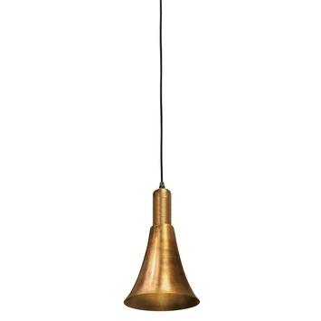 vtwonen hanglamp Bloom brons