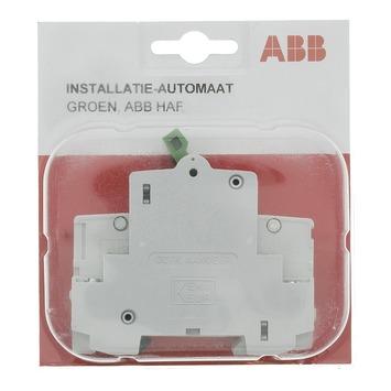 ABB Hafonorm installatie-automaat groen
