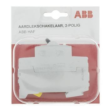 ABB HAF aardlekschakelaar 2-polig