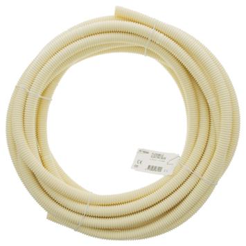 """Attema elektrabuis PVC flexibel geel 5/8"""" 16mm 10 meter"""