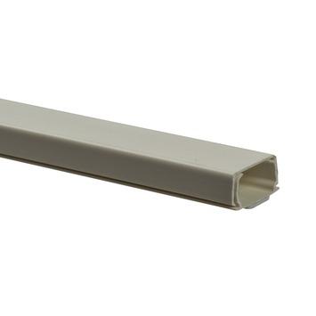 Attema kabelgoot MK10 kunststof zelfklevend wit 20x10mm 2 meter