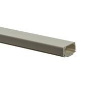Kabelgoot MK10 wit 20x10 mm 2 m zelfklevend