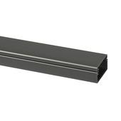 Attema leidinglijst kunststof aluminium 25x13 mm 2 m