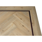 Flexxfloors pvc vloerbies wenge 2,1 m² tbv pvc vloerdeel