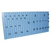 Gereedschapswand 46x98 cm met perforatiegaten en haken