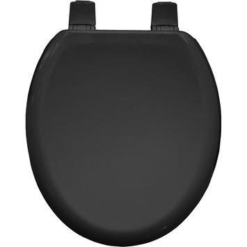 Bemis wc bril Tacoma wood zwart