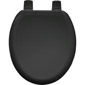 Bemis toiletzitting Tacoma softclose hout zwart