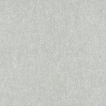 Vliesbehang uni griffé gris clair zilver (dessin 32-820)
