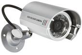 Smartwares CS22D dummy camera binnen/buiten aluminium