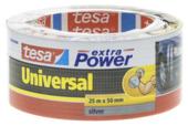 Tesa Universal tape 25mx50mm extra power zilver
