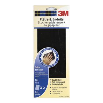 3M™ Drywall schuurgaas fijn 2 stuks