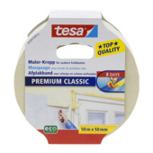 Tesa Premium Classic afplaktape 50mx50mm