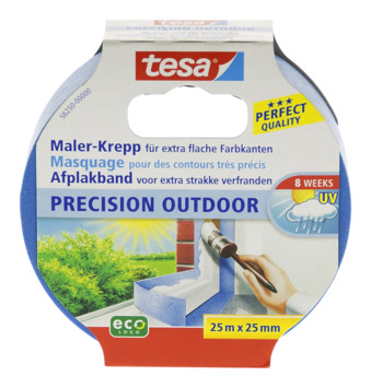 Tesa Precision Outdoor afplaktape 25mx25mm