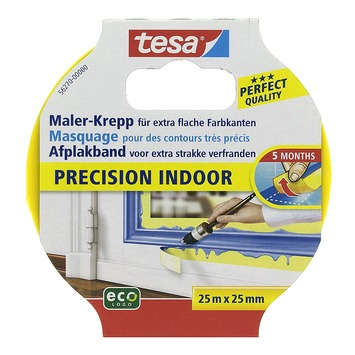Tesa afplaktape precision indoor 25mx25mm