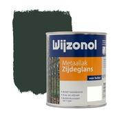 Wijzonol metaallak zijdeglans woudgroen 750 ml