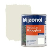 Wijzonol metaallak hoogglans roomwit 750 ml