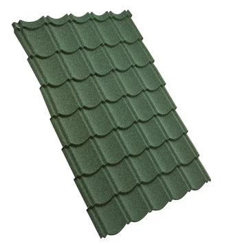 Aquaplan dakplaat aqua-pan metaal groen 1 m²