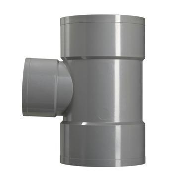 Martens PVC T-stuk 90° 3x Mof 110 x 75 mm
