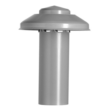 Martens PVC ontluchtingskap 80 mm