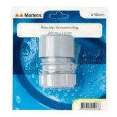 Martens beluchter 40 mm met klemaansluiting