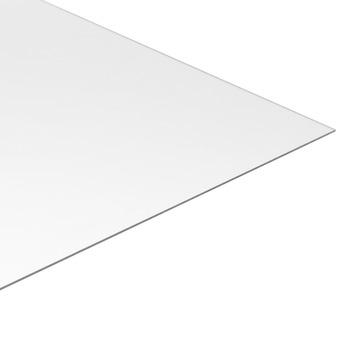 Martens Polycarbonaat Plaat Transparant 100 x 100 cm 4 mm