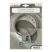Martens ophangbeugel met pen 100 mm grijs 2 stuks