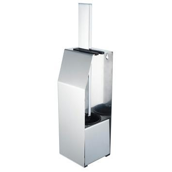 toiletborstelhouder edge chroom vrijst.