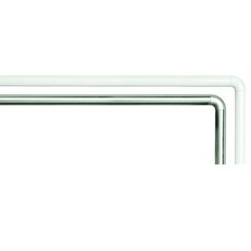 Sealskin Get Wet douchegordijnstang aluminium 90x90x90 cm Ø22 mm