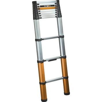 Telescopische ladder 11 treden