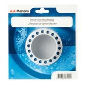 Martens rooster voor doucheplug 10x10 cm 40 mm