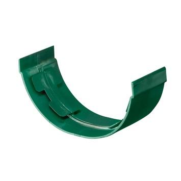 Martens mastgoot verbindingsstuk 100 mm groen