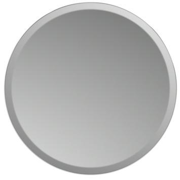 Plieger Charleston spiegel rond met facetrand 50 cm