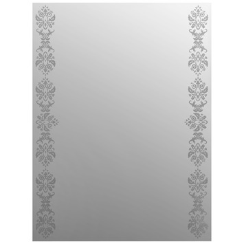 Plieger Art-line spiegel met barok verticaal 60 x 80 cm