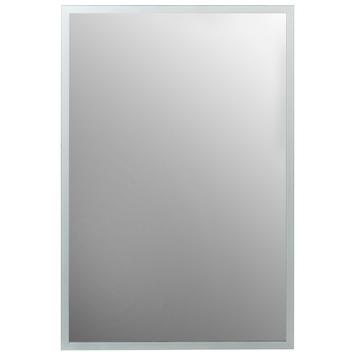 Plieger basic spiegel met satijnen rand 60 x 30 cm