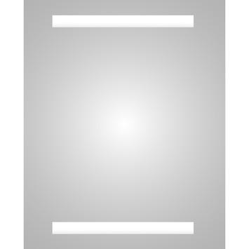plieger basic spiegel led verlichting 2 zijden 40 x 80 cm