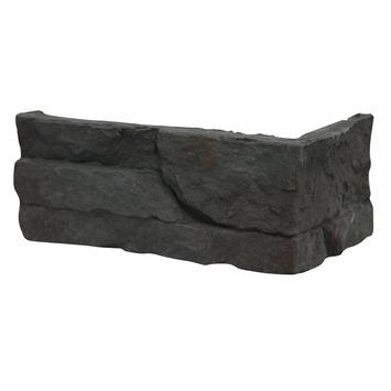 Stone Design Odyssee antraciet nuance hoekstuk 10 stuks