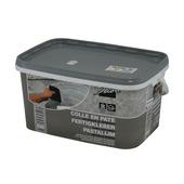 Decor pastalijm grijs voor steenstrip 6 kg
