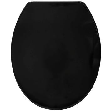 Handson Fynn wc bril duroplast zwart