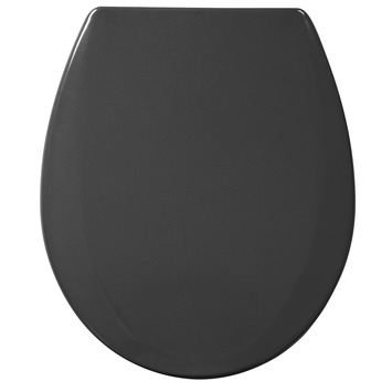 Handson Otso wc bril duroplast grijs met softclose