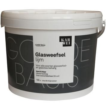 Karwei glasweefsellijm 10 Liter