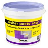 Weber SG pasta tegellijm Easy beige 16 kg
