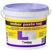 Weber SG pasta tegellijm Top wit 4 kg