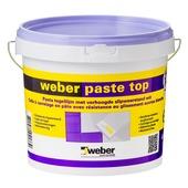 Weber SG pasta tegellijm Top wit 16 kg