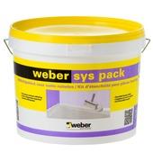 Weber SG afdichtingspakket 4,5 kg